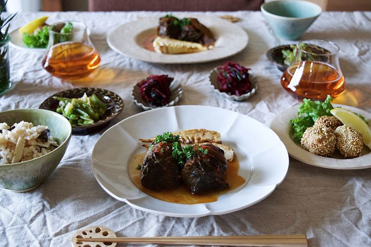 Onmytable Onthetable Japan Life Nikon Contrast Table Food Foodstyling 食卓 おうちカフェ おうちごはん 暮らし Interior Dinner Dinner Time