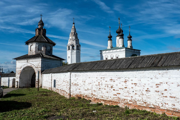 Church Russia Architecture Building Building Exterior Built Structure Churches Day Nature Outdoors Sky