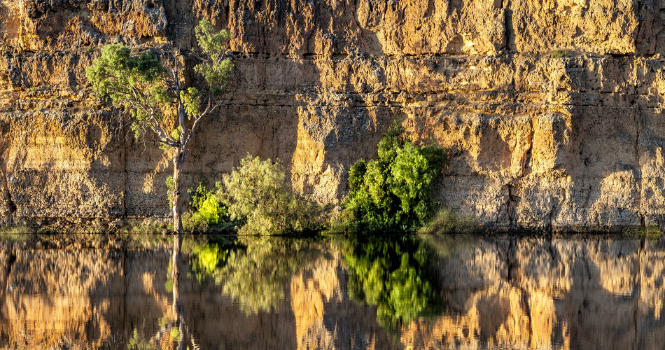 Beauty In Nature No People Outdoors Reflection River Sunset Tree Water