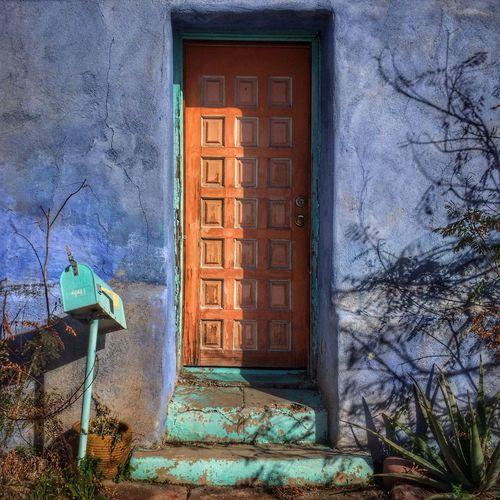 Doorway in the