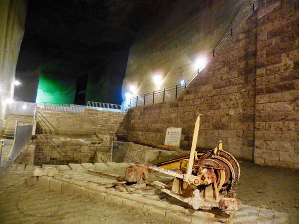 Museum Stone Underground Space Oya Museum Utsunomiya Tochigi Japan 大谷資料館✨大谷石採石場跡✨