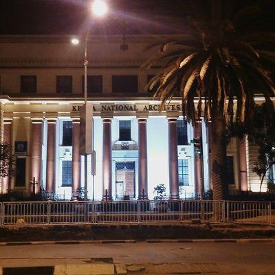 Late night shooting on a deserted day. CityofNairobi Igersnairobi Vscocam VSCO