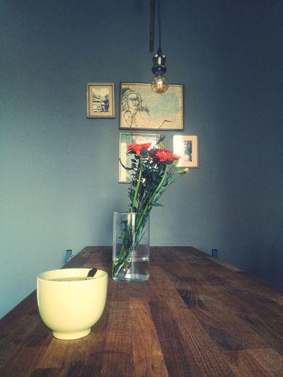 Hanging Domestic Room Flower Home Showcase Interior Home Interior