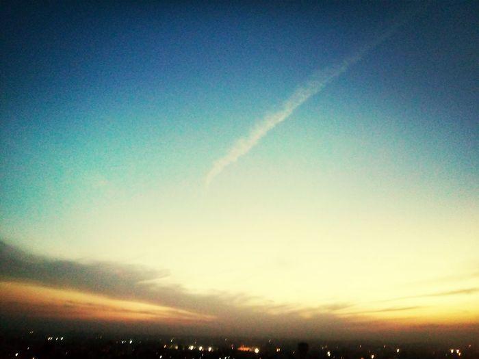 Sky is always say something. First Eyeem Photo