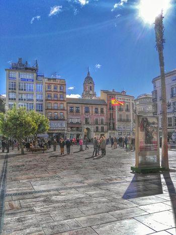 Málaga. Malaga España🇪🇸 Andalucía Photo Photo Of The Day Tourism Photoart Mobilephotography Mobileart Streetphotography Photography Mobilephoto Huawei Color Photography Huaweig8 Malagacity Spain ✈️🇪🇸 Building Catedraldemalaga Catedral Fresh On Eyeem
