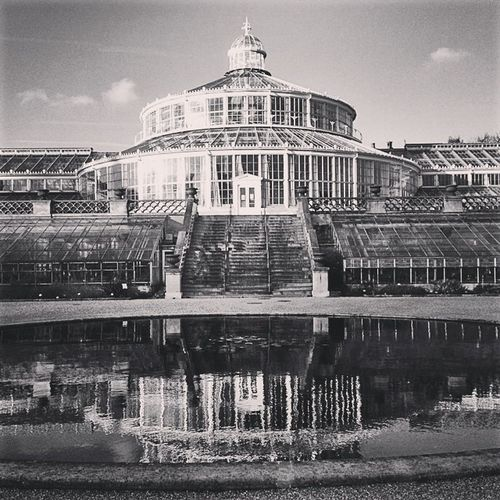 Eeeeeendelig fredag.. København Botanisk Have Påmedpelsendererpissekoldt