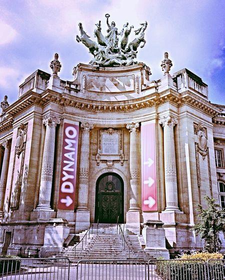 Grand Palais, Dynamo 2013 Paris IPhoneography Grand Palais Paris Great Exhibition