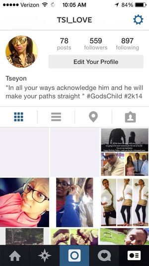 Follow me on instgram @tsi_love
