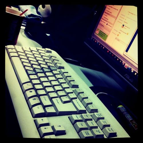 My working station!!!