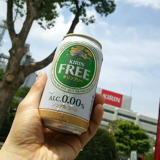 キリン工場のフェスティバルに。 きりん キリンビール Kirin 工場 ビール工場 フェスティバル Festival Team_jp_ Japan Instagood Icu_japan Ig_japan Ig_nihon Jp_gallery Japan_focus Beer