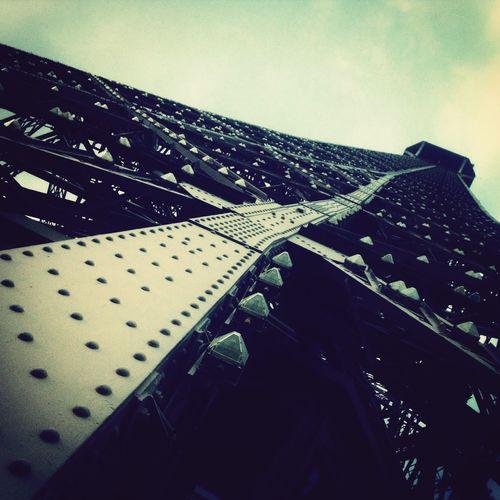 Exploring New Ground Tour Eiffel Paris