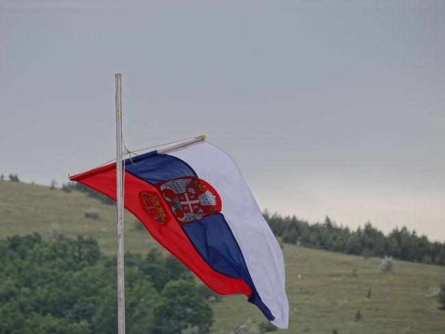 Serbia Serbiaflag