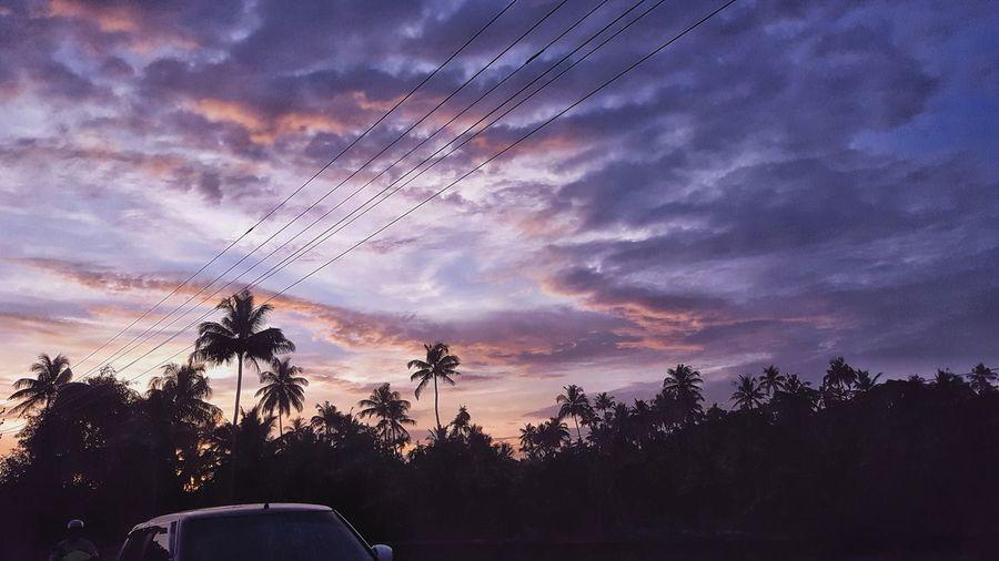 Cloud Evening