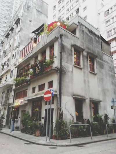 Very nice hse Old Hong Kong Hong Kong House Street Photography