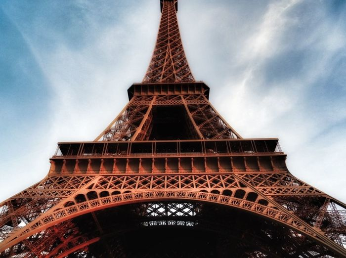 Cultures Architecture Travel Destinations Low Angle View Tower Sky Travel Cloud - Sky City No People History Outdoors Day