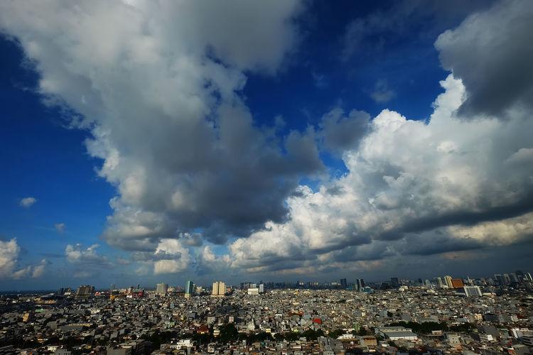 Jakarta City Jakarta Cityscape City City Life Cityscape Cloud - Sky Jakarta City Jakarta Indonesia Jakartacity  Skyscraper TOWNSCAPE