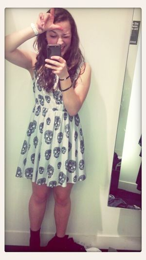 Loooser :P Shopping Happy Dress Loser