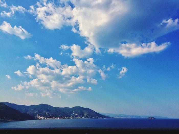 Sea Seaside Sea