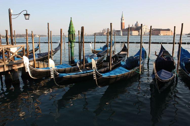 Piazza Del Duomo Veneto Venice Venice Canals Venice Italy Gondole In Venice Italy Holidays Italia Italy Canal Gondola Venezia Veneza Grandcanal My Best Photo 2015