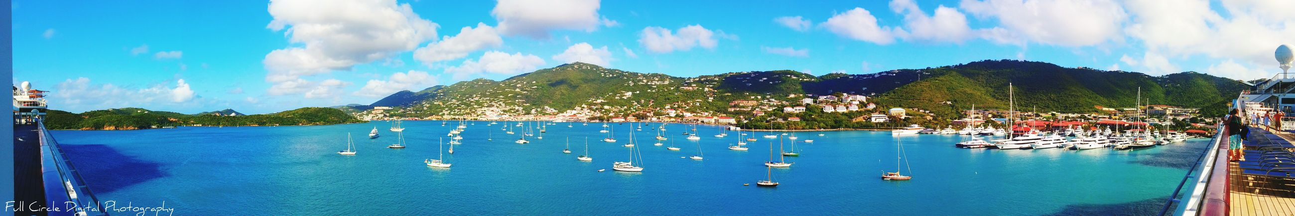 Panoramic Vacation2015 Carnivalcruise  Stthomas Travel Fullcircledigitalphotography LGg3photography