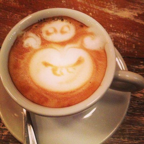Monkeycinno Coffee Dejavukitchen