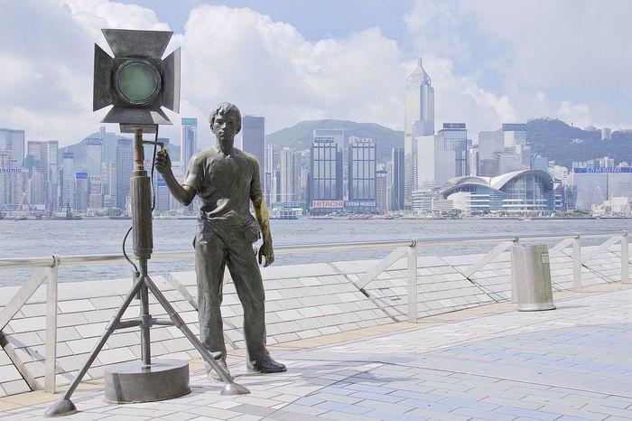 Avenue Of Stars Hong Kong I Love Hong Kong China Traveling Victoria Harbour Hong Kong Harbour Traveling In China EyeEm China Travel Photography