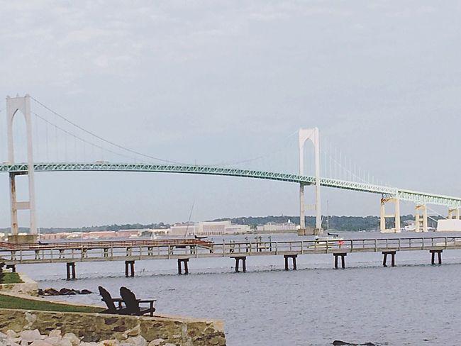 Newport bridge Scenics Around Me Photo. Jamestown RI