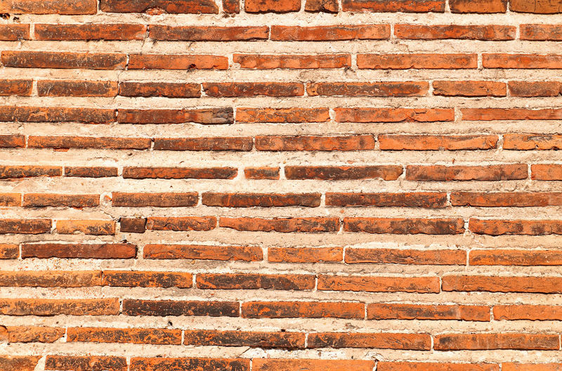 Brick Wall Abstract Architecture Backgrounds Brick Wall Brickwork  Brown Building Exterior Built Structure Close-up Construction Material Full Frame No People Outdoors Pattern Textured  Plinfa Roman Empire Ancient Masonry