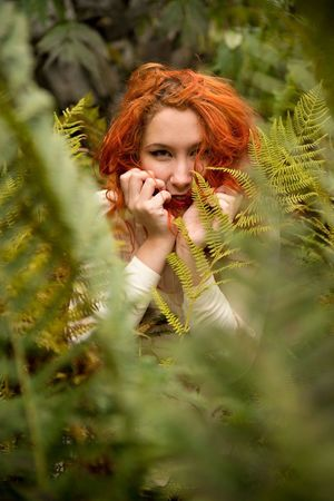 Sweet ivy. Plant Forest Garden Nature Photography Nature Redhead Portrait Portrait Of A Woman Weed Nikond600 Tamron2470