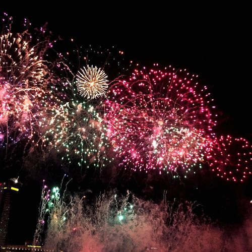 Ndp2015 Fireworks Nightphotography