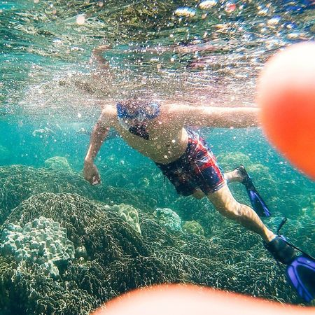 Into the new world Vscocam Snorkling Andaman Sea Gopro Amzthld Igth Instagood Amazingplace TeamTravelers Ventureout Goprooftheday Ftwotw Livingonourplanet