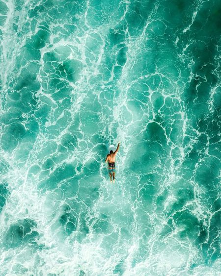 Surfing through