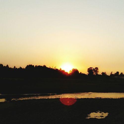 Sunset Time!!!