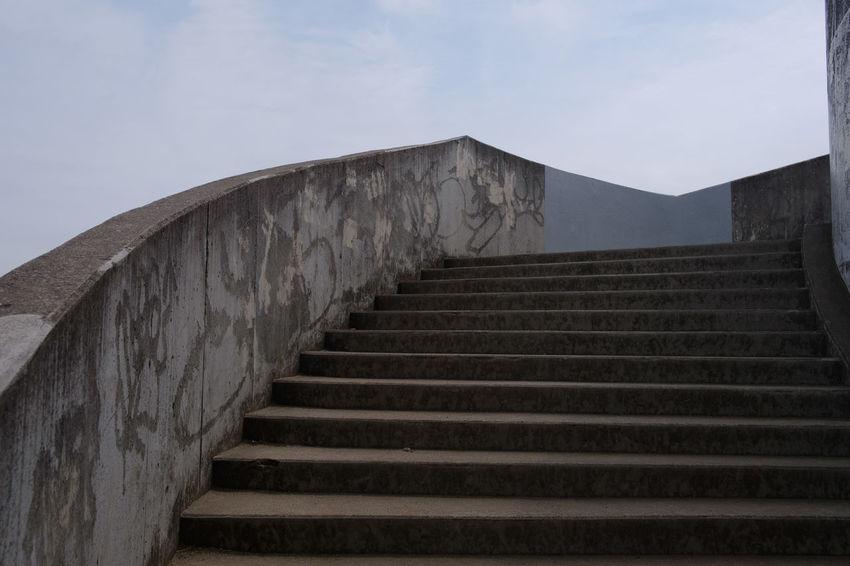 Bridge Bridge - Man Made Structure Fujifilm Fujifilm_xseries Ichikawa Japan Japan Photography Myoden X-t2 妙典 市川 市川市 日本 Stairs Stairways
