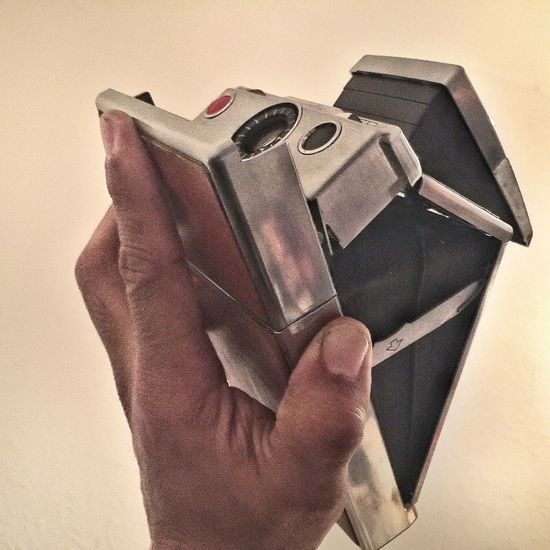 My Old Camera Polaroid Camera