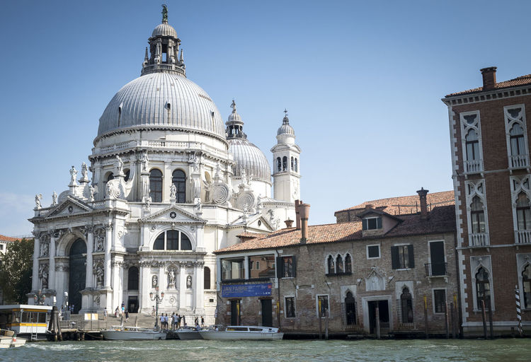 Venice, Italy Architecture Built Structure Dome History Place Of Worship Religion Spirituality Travel Destinations