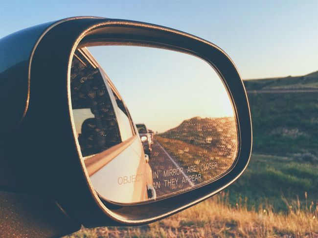 Lonely Road Trip Side-view Mirror Sunglasses Transportation Mirror Mountain Road Reflection Car Landscape Window Land Vehicle Vehicle Mirror Outdoors