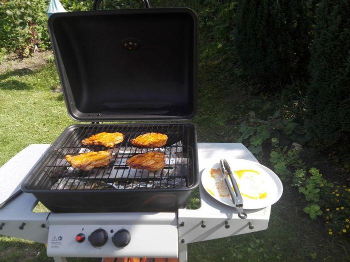 Barbecue Heat -