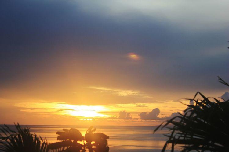 sun Sunrise Sea