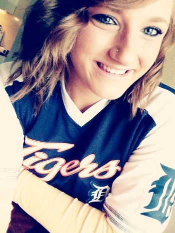 Tigers game.