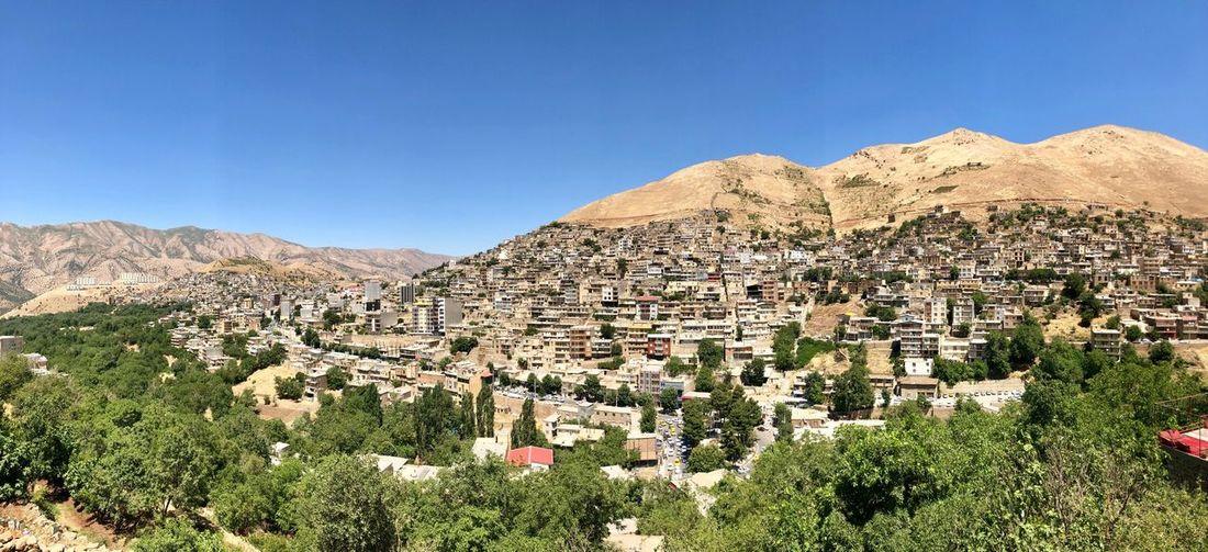Iran Kurdistan Kermanshah Paveh EyeEm Selects Sky Plant Nature Beauty In Nature Day Growth Architecture