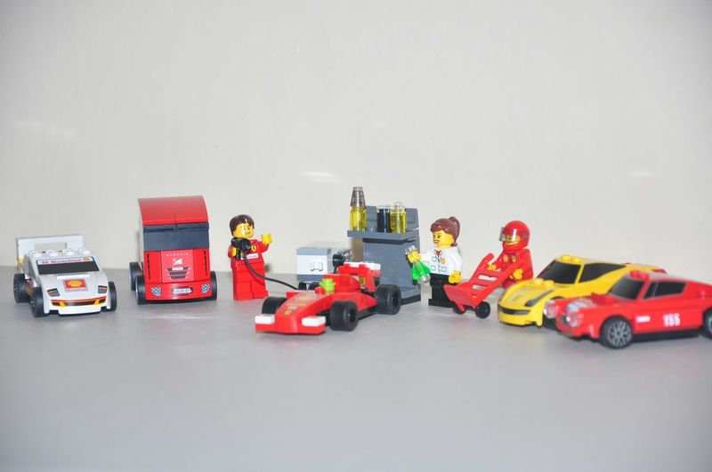 LEGO Toy Photography Toy Collection Shell Shell Promotions