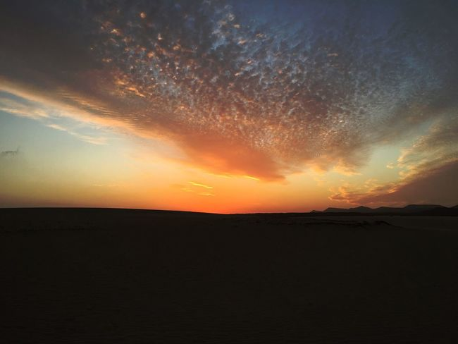 Photo Photography Nature Sand Desert Moments Sundown Love Sky And Clouds Sky Beauty In Nature No People