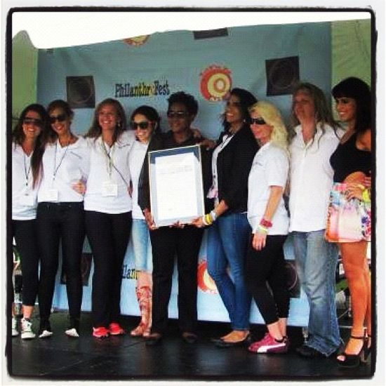 Philanthrofest day was born! SocialGood Thankful Proclamation cc. @philanthrofest @miamicrawls @soulofmiami @ticaro @kellysaks