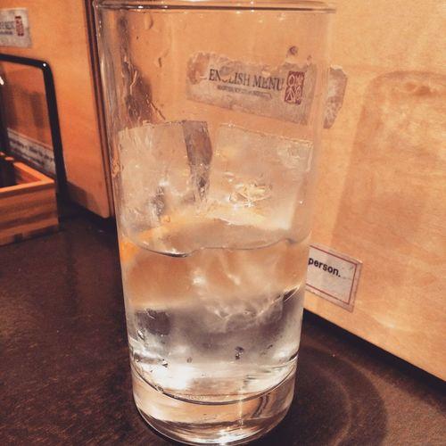 Sake Highball Drinks