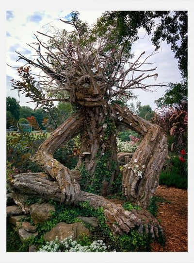 made by me Tree Art Treeman Art Make It Yourself