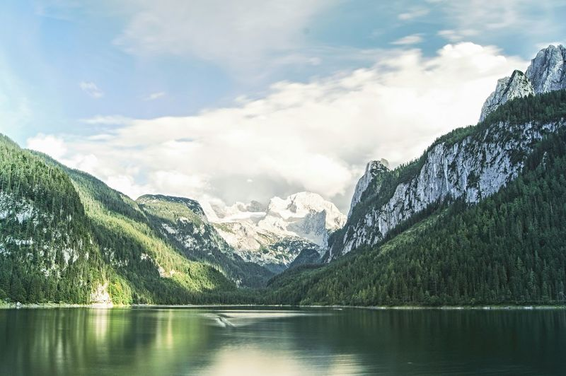 Lake Gosau,