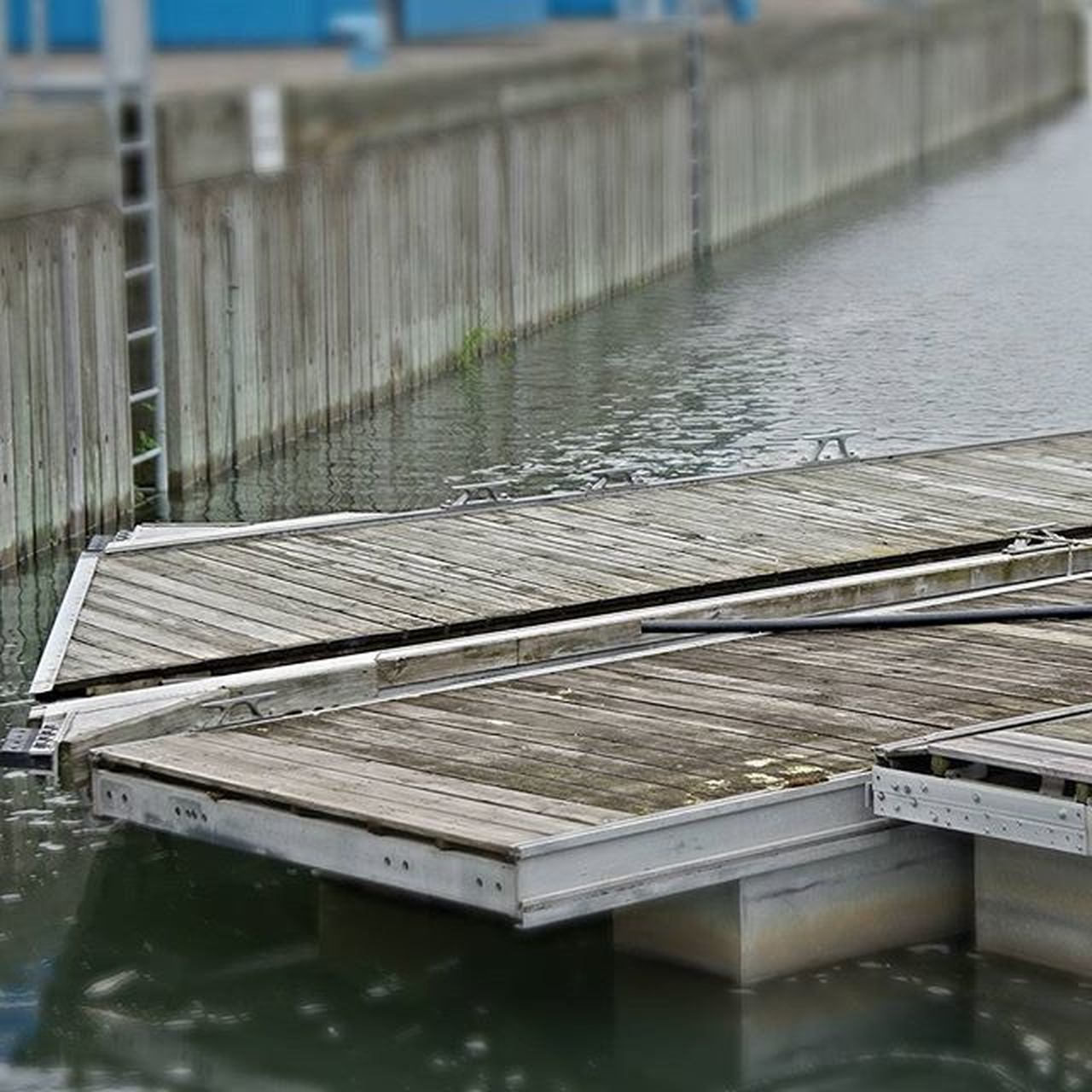 water, no people, day, waterfront, lake, outdoors, wood - material, nature, close-up
