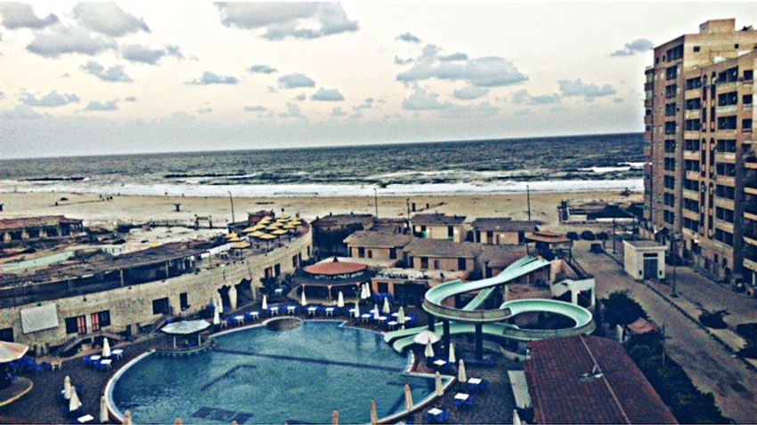 Alexandria Sea Sea And Sky Cloud - Sky View From Above Nature Beach Day Long Goodbye Long Goodbye EyeEmNewHere EyeEmNewHere