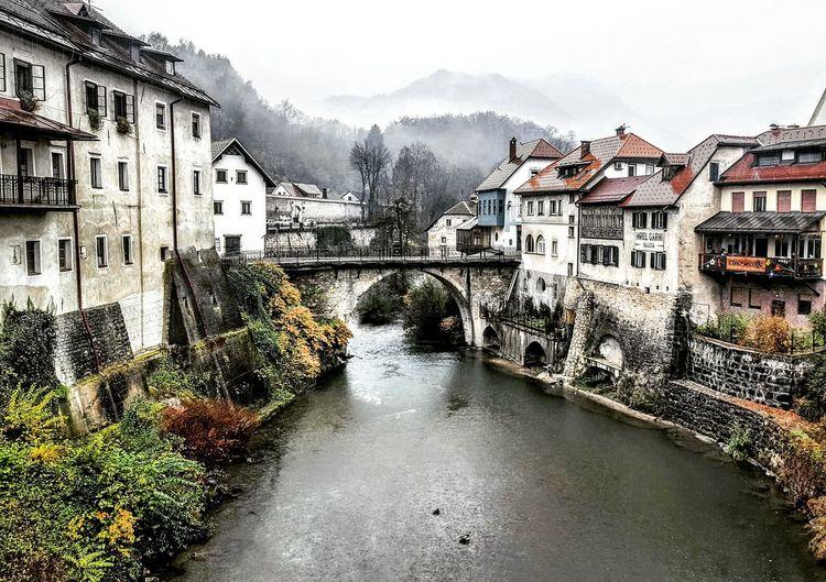 RainY daYs at HoMe☔☔☔☔Skofjaloka Slovenia IfeelsLOVEnia Oldcityphoto Hello World Landscape Igslovenia Theeuropeancollective Water Rainy Days☔ Hometown Scenery